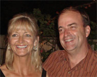 John and Jill Kloos